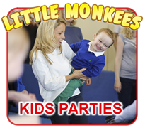 Little Monkees Kids Parties