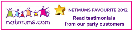 Netmums Party Testimonials